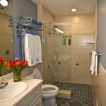Bathroom Towel Racks in the Shower