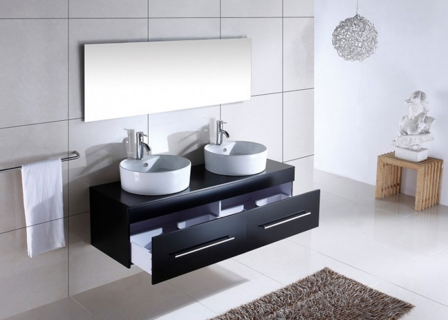 25 must see modern bathroom designs for 2014 qnud for His and hers bathroom