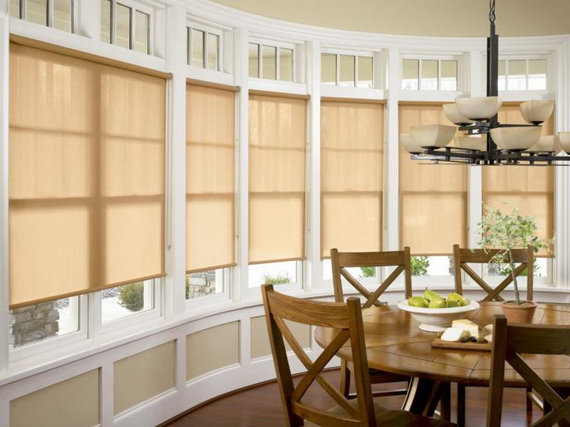 Best window treatment ideas and designs for 2014 qnud for Ideas for bay window treatments