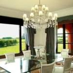 Beautiful Dining Room Chandelier