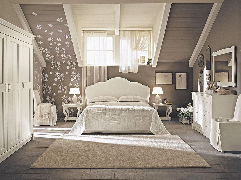 Luxury White Bedside Tables