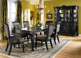 Black Dining Room Furniture