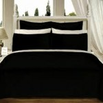 Black Down Comforter