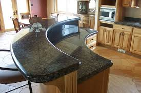 Black Granite Counters