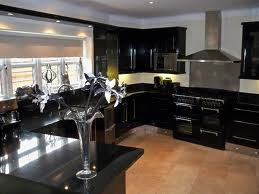 Black Kitchen Decor