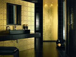 Black and Gold Bathroom Bathroom Ideas