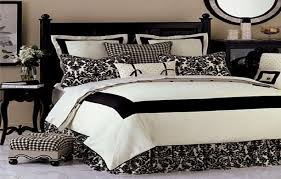 Black and White Bedding for King Bed