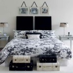 Black and White Bedding