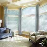 Blue Window Treatment Ideas