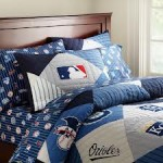 Boys Baseball Bedding