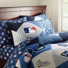 Boys Baseball Bedding