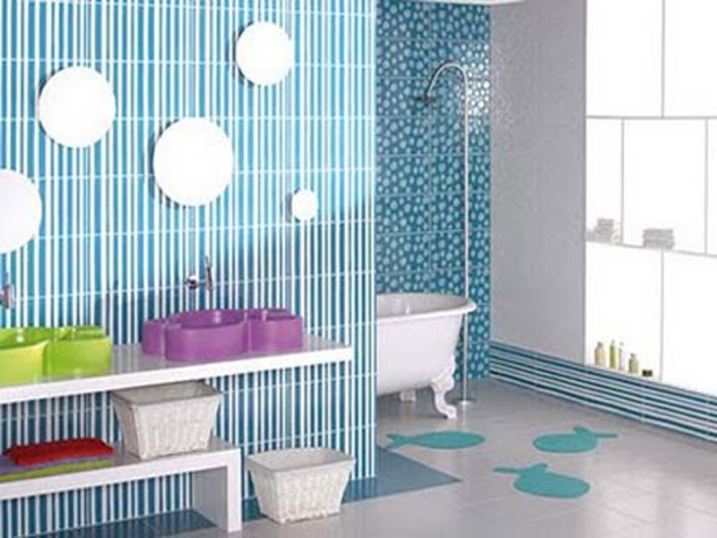 Boys Bathroom Ideas