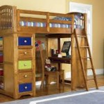Boys Loft Beds with Desk