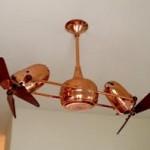Unique Brass Ceiling Fans