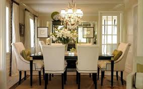 Bright Dining Room Chandelier