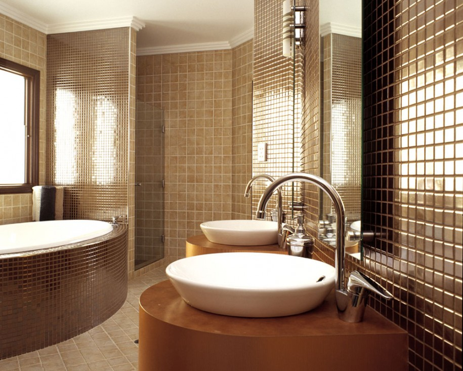 brown bathroom ideas - Bathroom Ideas Brown