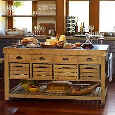 Kitchen Island Cart Qnud - Rustic kitchen island for sale