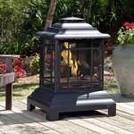 Cast Iron Outdoor Fireplace