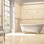 Ceramic Tile Flooring in the Bathroom