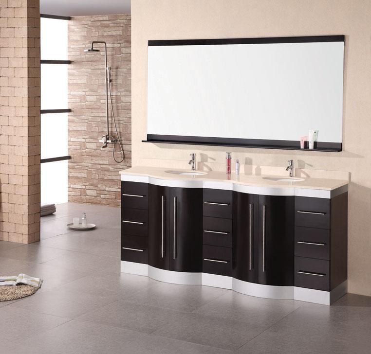 New and Unique Designs of Bathroom Vanities