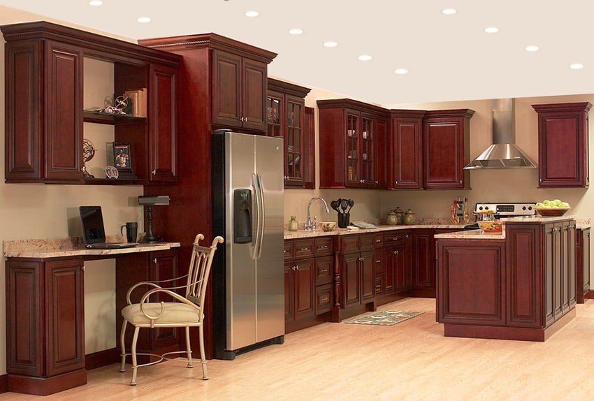 Top Ideas To Spruce Up The Kitchen Decor In Qnud Cherry Kitchen Decor Kitchen