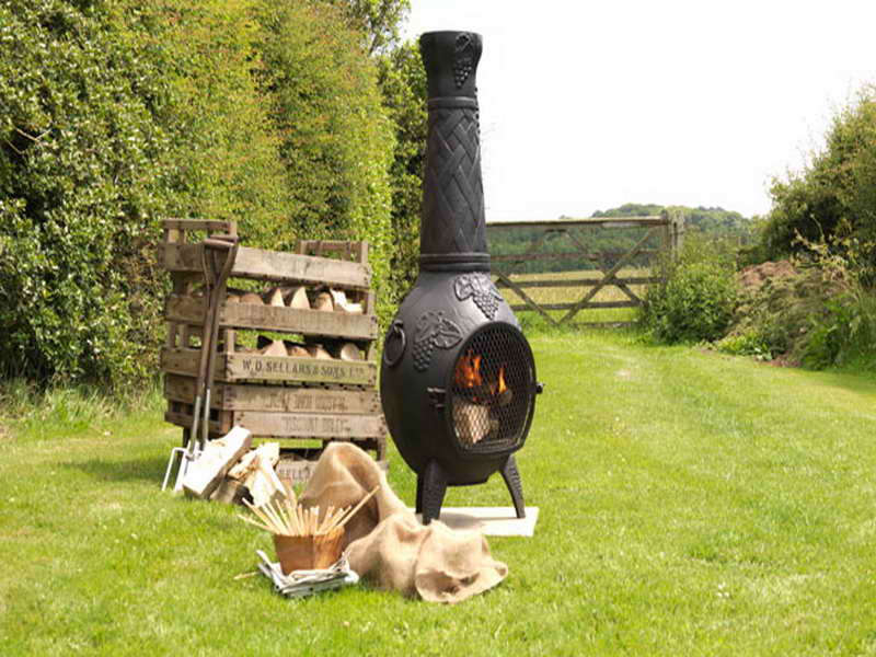 Chiminea Fireplace