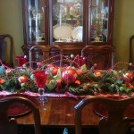 Christmas Dining Room Decorations