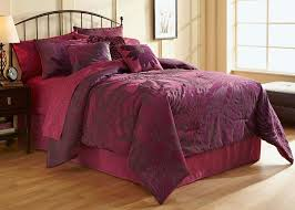 Colored Down Comforters