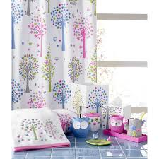 Kids bathroom sets qnud for Kids shower curtain sets