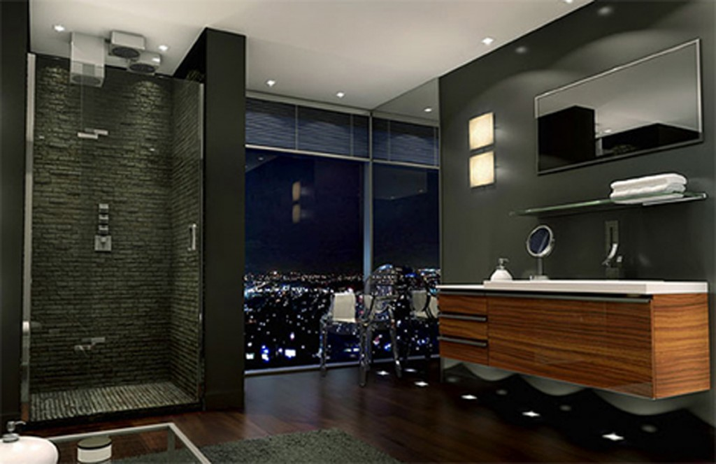 Contemporary Bathroom Decor