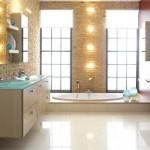 Contemporary Bathroom Lights