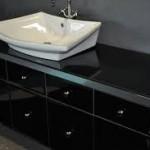 Contemporary Bathroom Vanites with Cabinets
