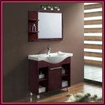 Contemporary Bathroom Vanity Units