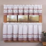 Contemporary Kitchen Curtains