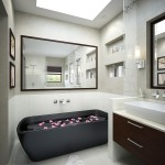 Contemporary Small Bathroom Design Ideas