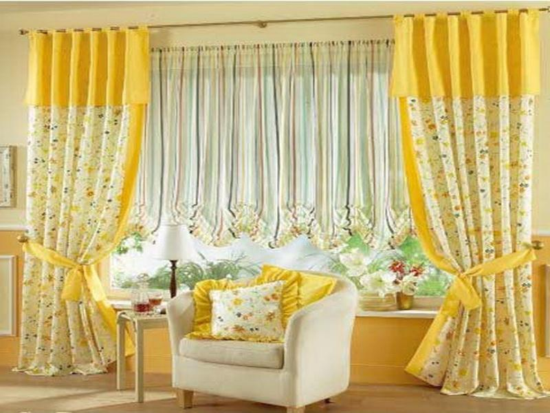 Contemporary Window Treatment Designs