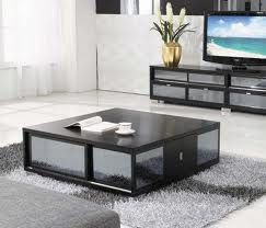 Contemporary Living Room Tables