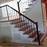 Contemporary Wrought Iron Balusters