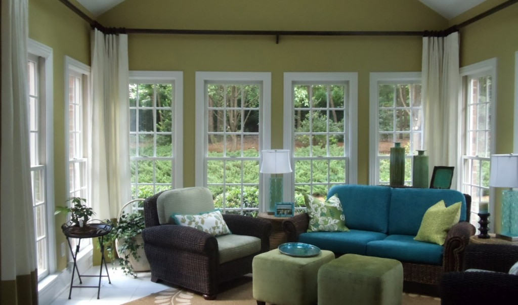 Conteporary Window Treatment Ideas