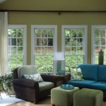 Conteporary Window Treatment Design