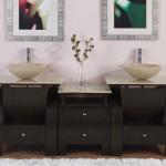 Cool Double Sink Bathroom Vanities