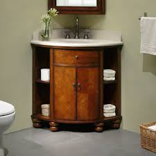 Corner Bathroom Vanity