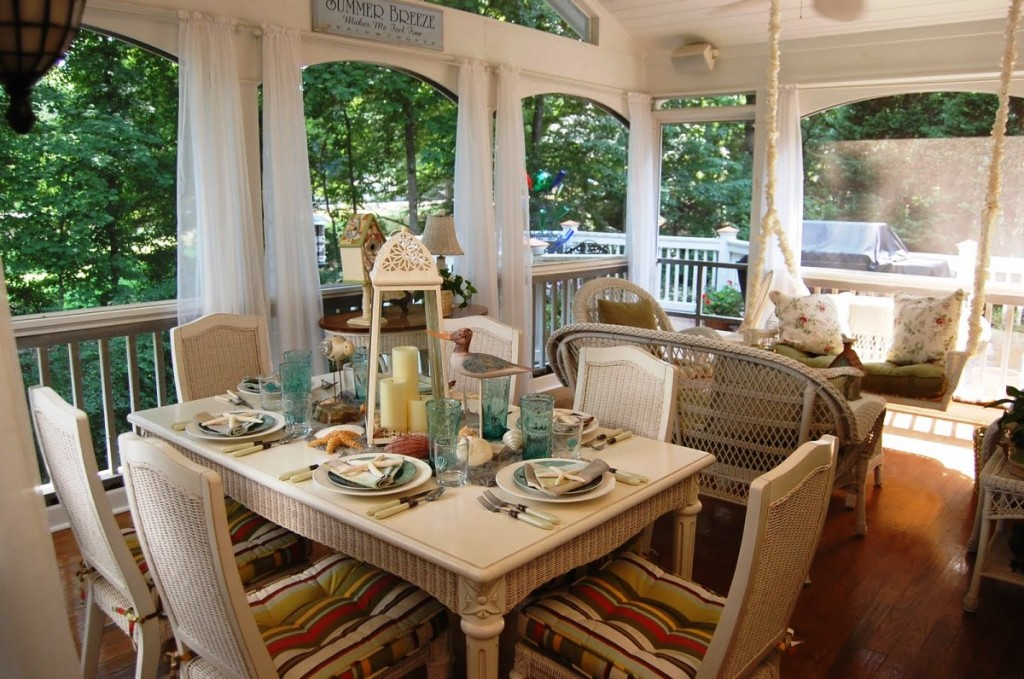Country Dining Room Ideas