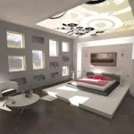 Creative Modern Bedroom