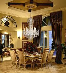 Crystal Dining Room Chandelier
