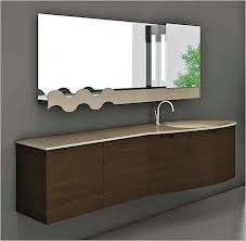 Custom Bathroom Vanity with Mirrors