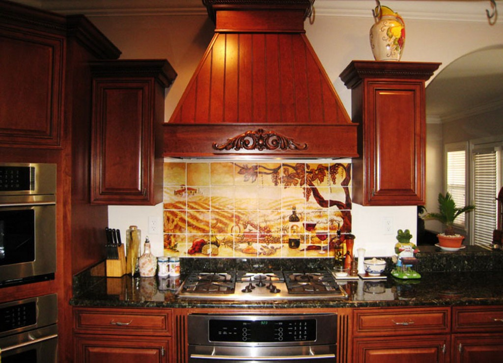 Custom Kitchen Ideas