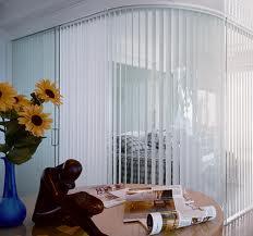 Custom Fabric Vertical Blinds