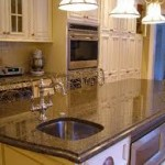 Dark Marble Countertops