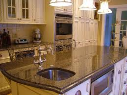 Dark Kitchen Countertops